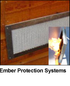 Ember Protection System