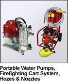 Portable High Pressure Fire Pumps